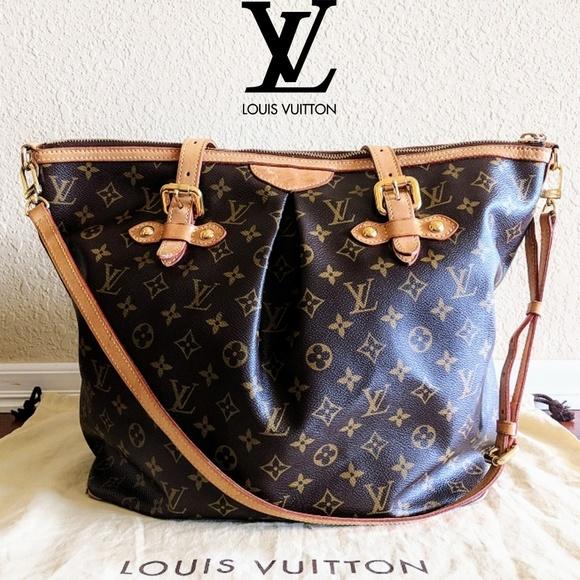 30477a0f23e1 Louis Vuitton Handbags - 🆙 Louis Vuitton Palermo GM Monogram Bag